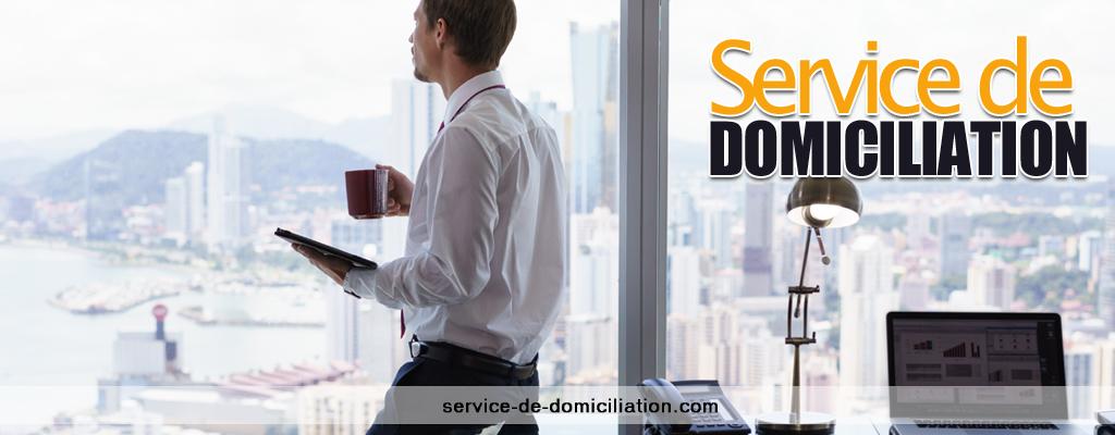 Service de domiciliation